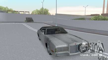 Lincoln Continental Mark IV 1972 para GTA San Andreas
