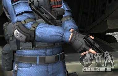 [Point Blank] Glock 18 para GTA San Andreas