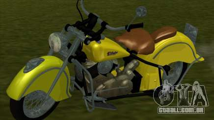 Indian Chief 1948 para GTA San Andreas