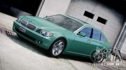 BMW 7 Series E66 para GTA 4