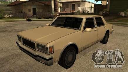 New Greenwood para GTA San Andreas