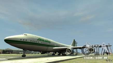 Alitalia para GTA 4