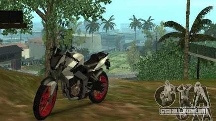 Bajaj Pulsar 200NS 2012 para GTA San Andreas