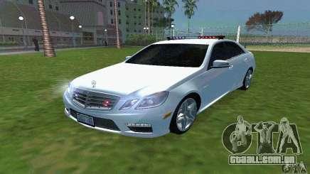 Mercedes-Benz E63 DPS para GTA San Andreas
