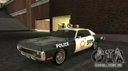 Dodge Polara Police 1971 para GTA San Andreas