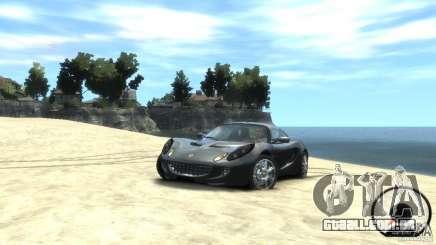 Lotus Elise v2.0 para GTA 4