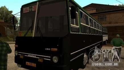 IKARUS 280 33M para GTA San Andreas