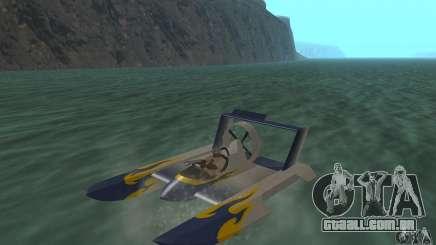 Hydrofoam para GTA San Andreas
