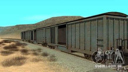 Carroça para GTA San Andreas