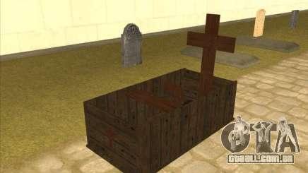 Jesus Kistenmobil para GTA San Andreas