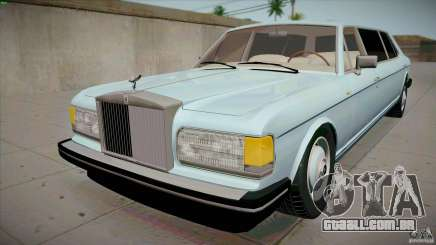 Rolls-Royce Silver Spirit 1990 Limo para GTA San Andreas