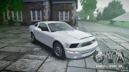 Ford Shelby GT500 para GTA 4