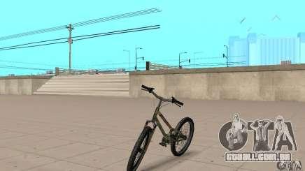 Trial bike para GTA San Andreas