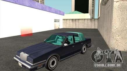 Chrysler New Yorker 1988 para GTA San Andreas
