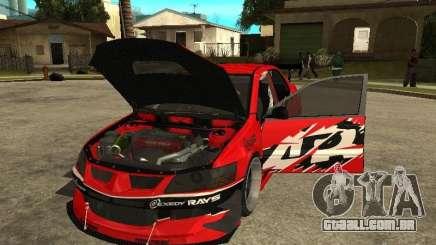 Mitsubishi Lancer Evolution IX Tokyo Drift para GTA San Andreas
