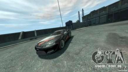 Toyota Soarer Tokage Crew para GTA 4