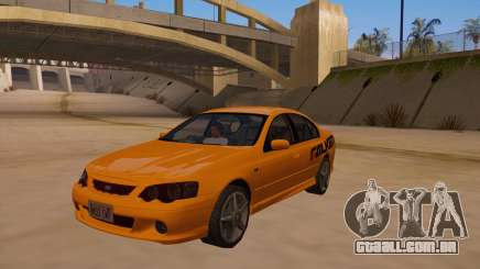 Ford Falcon XR8 2008 Tunable V1.0 para GTA San Andreas