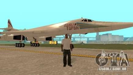 A -160 para GTA San Andreas