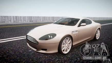 Aston Martin DB9 2005 V 1.5 para GTA 4