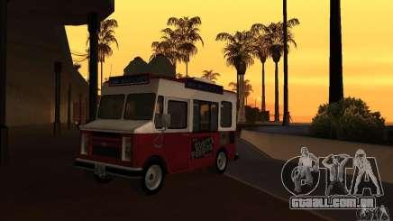 Chevrolet Forvard Control para GTA San Andreas