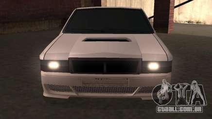 Táxi Cabriolet para GTA San Andreas