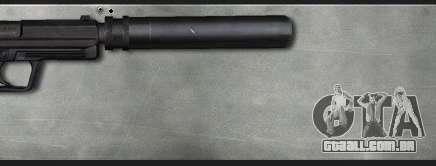 USP.45 SD para GTA San Andreas