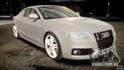 Audi S5 v1.0 para GTA 4
