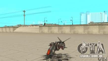 MoskiT para GTA San Andreas