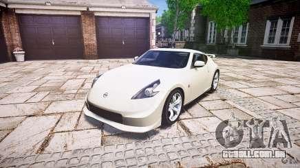 Nissan 370Z Nismo v1 para GTA 4