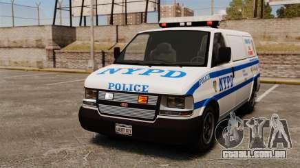 Polícia Speedo para GTA 4
