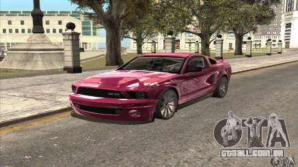 Ford Shelby GT500KR Super Snake para GTA San Andreas