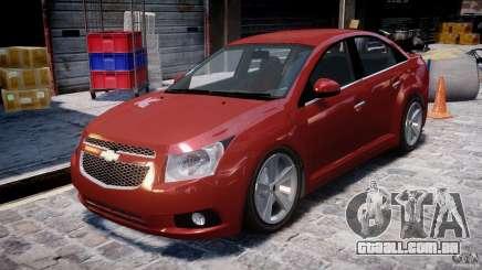 Chevrolet Cruze para GTA 4