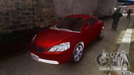Pontiac G6 para GTA 4