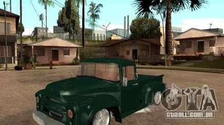 ZIL 130 ardente Tempe v 1.0 para GTA San Andreas