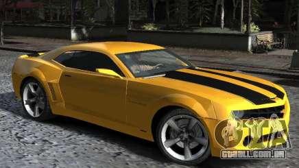 Chevrolet Camaro concept 2007 para GTA 4
