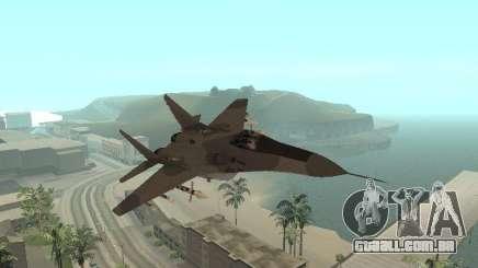 MIG-29 do COD MW2 para GTA San Andreas