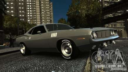 Plymouth Hemi Cuda 1971 para GTA 4