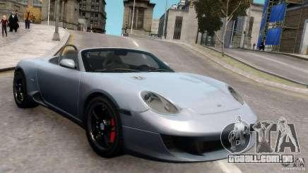 RUF RK Spyder 2006 [EPM] para GTA 4