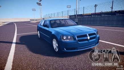 Dodge Magnum RT 2008 para GTA 4