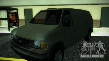 Ford E150 2000 para GTA San Andreas