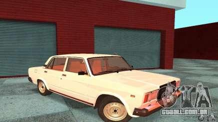 Vaz-2107 v. 3 para GTA San Andreas