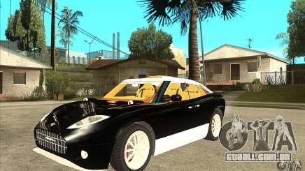 Spyker D8 Peking-to-Paris para GTA San Andreas
