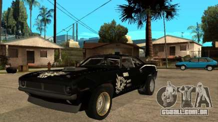 Plymouth Hemi Cuda Rogue Speed para GTA San Andreas