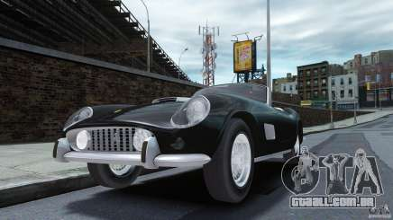 Ferrari 250 California 1957 para GTA 4