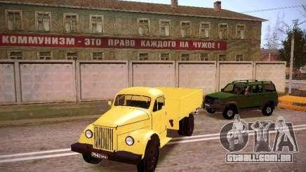 GÁS-51A para GTA San Andreas