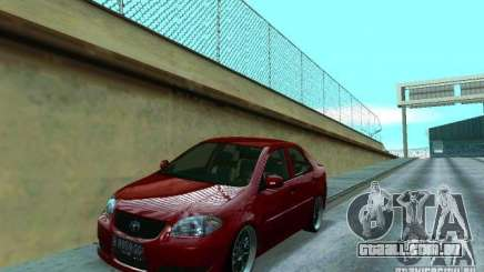 Toyota Vios para GTA San Andreas
