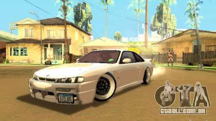 Nissan 200SX JDM para GTA San Andreas