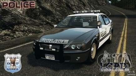 LCPD K9 Unit para GTA 4