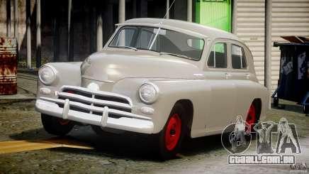 GÁS M20V ganhar americano 1955 v 1.0 para GTA 4
