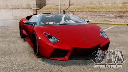 Lamborghini Reventon Roadster 2009 para GTA 4
